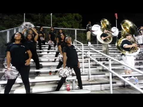 "Kingsbury High School Band ""Act Right"""
