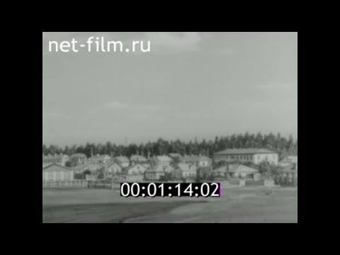 1979 г. с. Никулино колхоз Сибирь Татарский район Новосибирская область