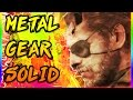 METAL GEAR SOLID 5 GAME OF THE YEAR