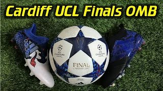 Adidas Cardiff 2017 Finals Champions League Match Ball - Review