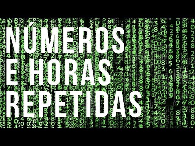 SIGNFICADO DE NUMEROS E HORAS REPETIDAS NUMEROLOGIA CABALÍSTICA