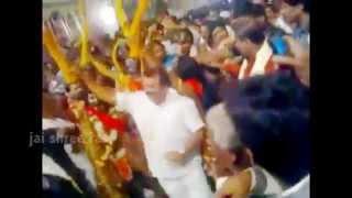 MLA Talasani Sriniavas Yadav Dance - Lashkar Bonalu 2013