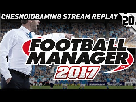Football Manager 2017 w/ NEW CLUB Ep20 - I GOT HIRED!!