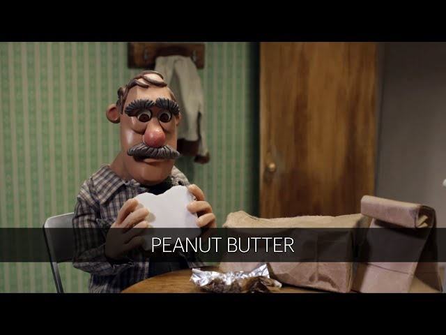 Peanut Butter Stop-Motion Short