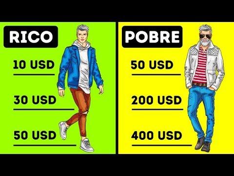 7 Diferencias Entre Gente Rica Y Gente Pobre