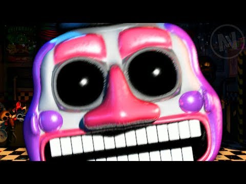 All Music Man Quotes / Voice Lines (Five Nights At Freddy's Ultimate Custom Night)