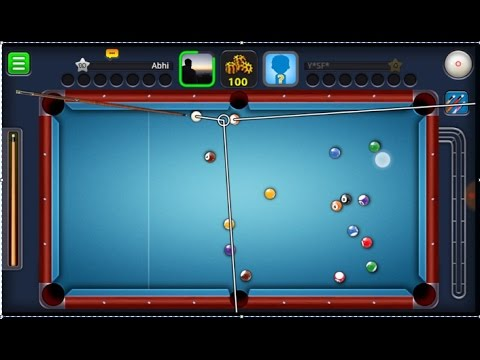 How to Hack 8 Ball Pool game(hack aim) android 2017 ...With Proof!!!!!!!!!