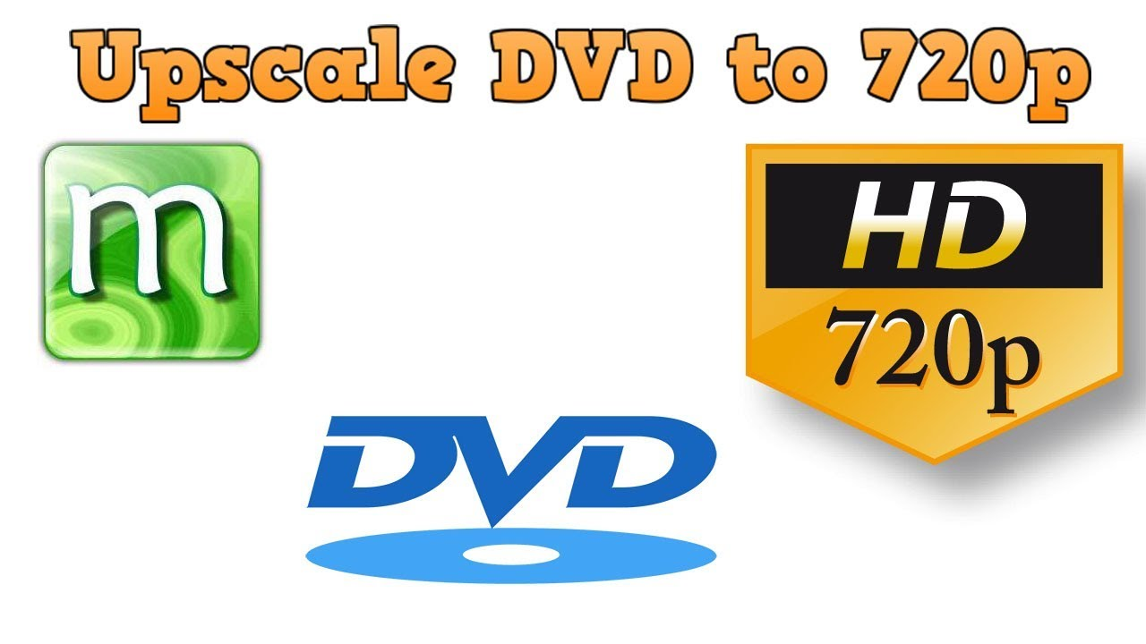 Upscale DVD To 720p or 1080p Using MeGUI