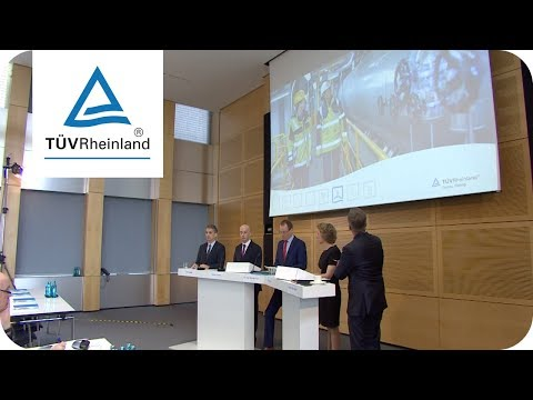 TÜV Rheinland continues growth strategy | Positive results in 2017