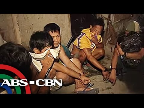 4 arrested in Taguig buy-bust