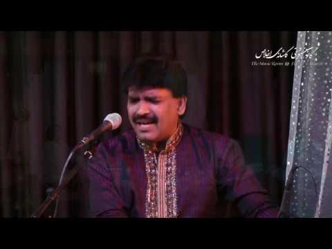 Ustad Ghulam Abbas Khan & Ghulam Hasan Khan, exclusive programme (Raag Puriya Dhanashree) Pt.1