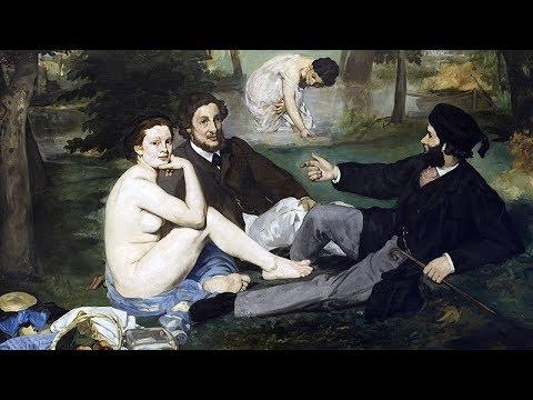 Édouard Manet (1) - Peindre ce qu'on croit