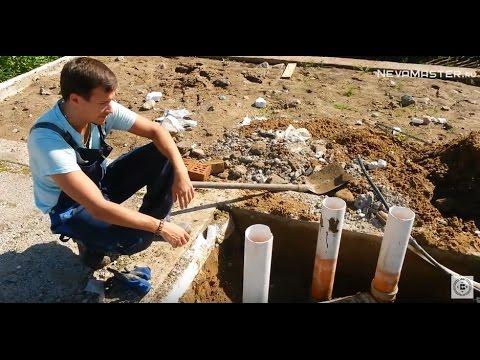 ✅ Как проложить канализацию без ошибок, в частном доме. // Саша Багот