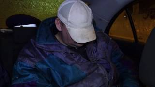26.11.2016 ДТП на ул. Маркина, пьяный на Газеле сбил пешехода (Ижевск)
