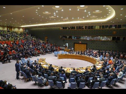 El Consejo de Seguridad de la ONU, sobre situación en Venezuela