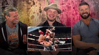 Ziggler, Corbin and Roode rewatch Triple Threat Match: WWE Playback
