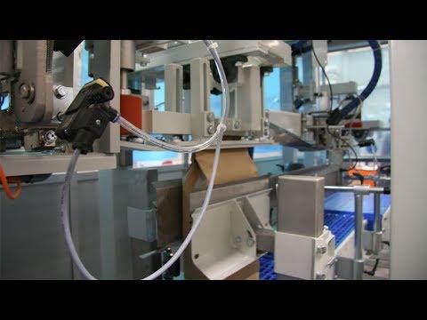 Automatic Bagging Machine | Bottom-Up Bag Filler (OML-1030 BF)