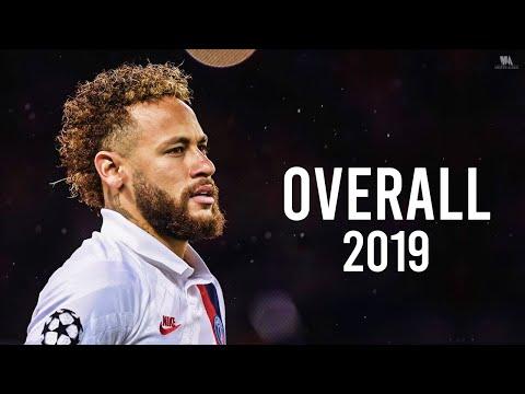 Neymar Jr ● Overall 2019   HD