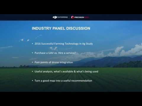 Smarter farming: Making better in-season decisions with PrecisionHawk and DJI