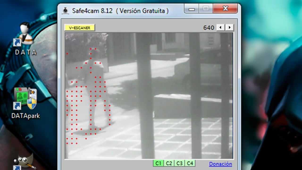 C mara de seguridad exterior para vigilancia utilizando - Camaras de seguridad inalambricas ...