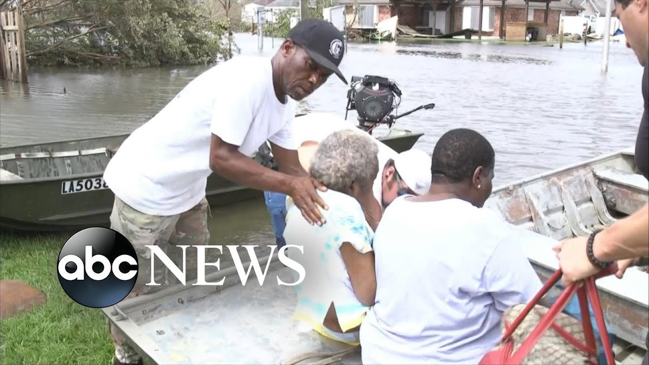 Download America Strong: Cajun Navy helps Louisiana residents recover from Ida