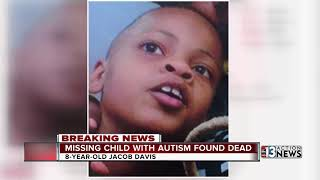 Missing Child With Autism Found Dead