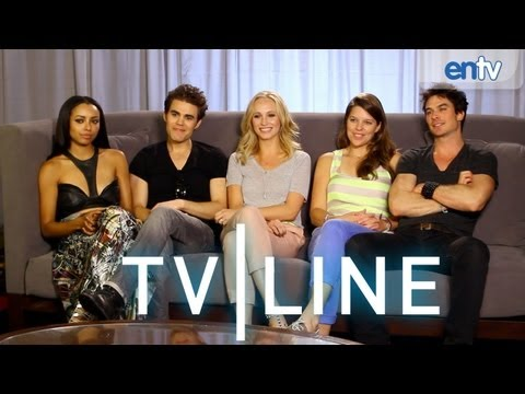 The Vampire Diaries Season 5 Preview - Comic Con 2013 fragman