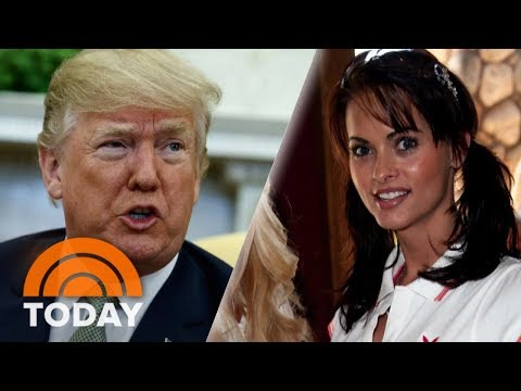 Former Playboy Playmate Claims She Had An Affair With Donald Trump, Sues To Be Able To Speak | TODAY