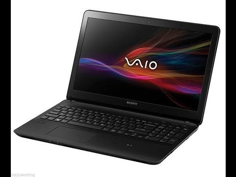 OPEN ME UP! Sony VAIO® Fit 15E Touch SVF15 Disassembly