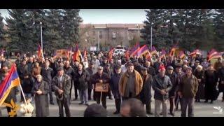 «Նոր Հայաստան»-ի հավաքը՝ Գյումրիում