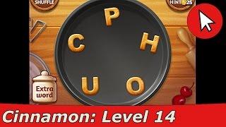 Word Cookies Cinnamon 14 Answers Guide