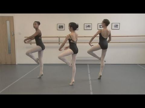 How To Execute A Ballet Turn Youtube