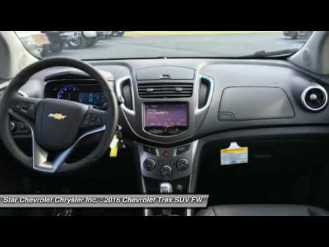 2016 Chevrolet Trax Wiggins MS 8145. Star Chevrolet