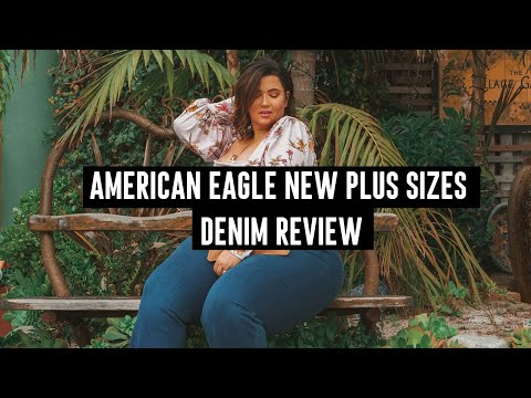 plus-size-fashion-try-on-haul- -american-eagle-jeans---better-than-good-american?- -sometimes-glam