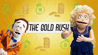 How To Get Rich! (in the 1800s) | Future Puppet News #5