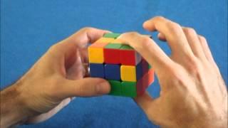 Método ZZ para resolver o Cubo Mágico (parte 1/4)