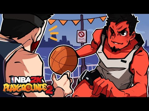 BALLIN' ON A BUDGET! | NBA 2K Playgrounds (w/ H2O Delirious)