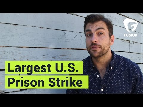 The Largest Prison Strike in U.S. History is Happening Right Now