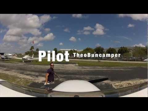 KFXE - MYGF - Fort Lauderdale - Freeport Grand Bahamas C-172 N1202U