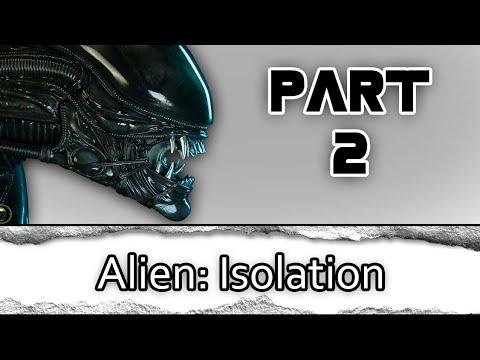 Alien Isolation Trauma DLC Part 2: Crawl Space. (AMANDA) |