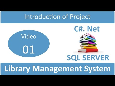 introduction of library management system - YouTube