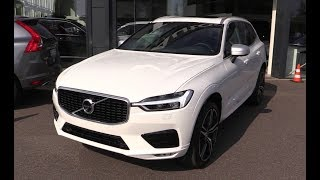 2018 VOLVO XC60 NEW Start Up, In Depth Review Interior Exterior 2017