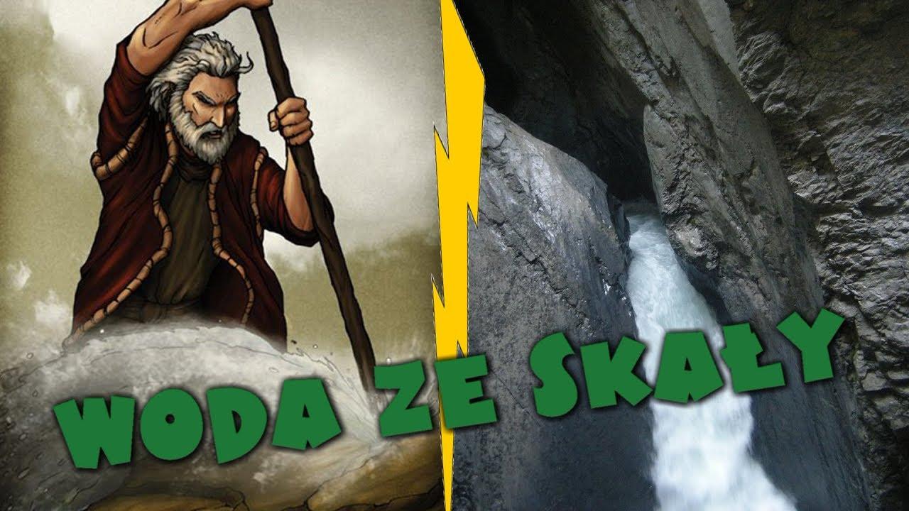 Biblia vs. Nauka #29 - Woda wypływająca ze skały - YouTube