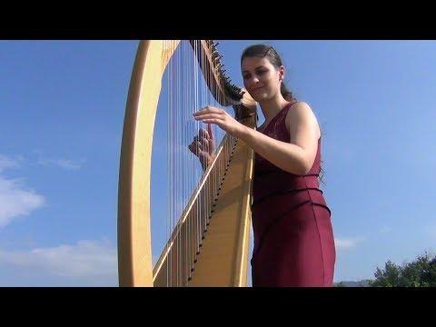 Despacito  Luis Fonsi  Harp   Evélina Simon  arpa  harpe