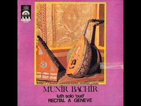 Munir Bashir - L'Orient En Andalousie