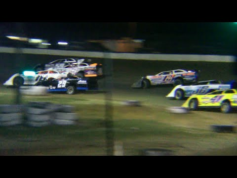 NORTH FLORIDA SPEEDWAY NIGHT2 LATE MODELS 11*24*18
