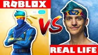 Roblox FAILS VS Real Life FAILS!