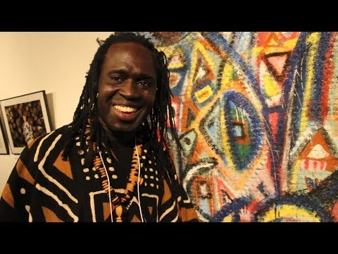 """Bridging Boundaries: Redefining Diaspora"" pairs students with mentoring Harlem artists"