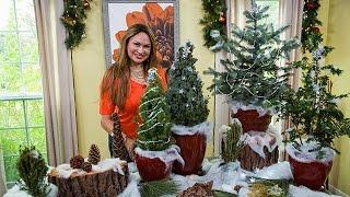 Miniature Christmas Tree 101