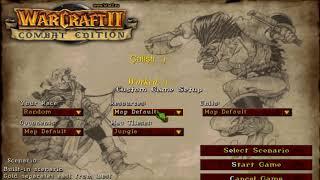 WarCraft 2 Combat Edition:  Adding Tileset to Game Tutorial